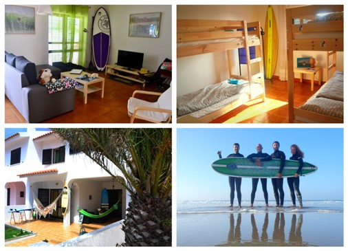 accommodation-peniche-surf-house